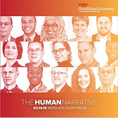 TEDxOhioStateUniversity 2015 speakers